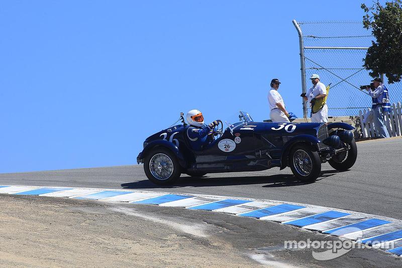 Dat ging maar net goed met Peter W. Mullin, 1936 Bugatti Type 57SC