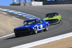 Groep 7A racewinnaar Bruce Canepa; 1969 Ford Mustang