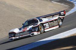 Jerry Molitor Jr., 1986 Porsche 962