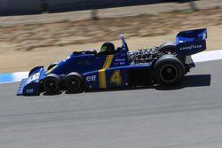 Craig Bennett, 1976 Tyrrell P34