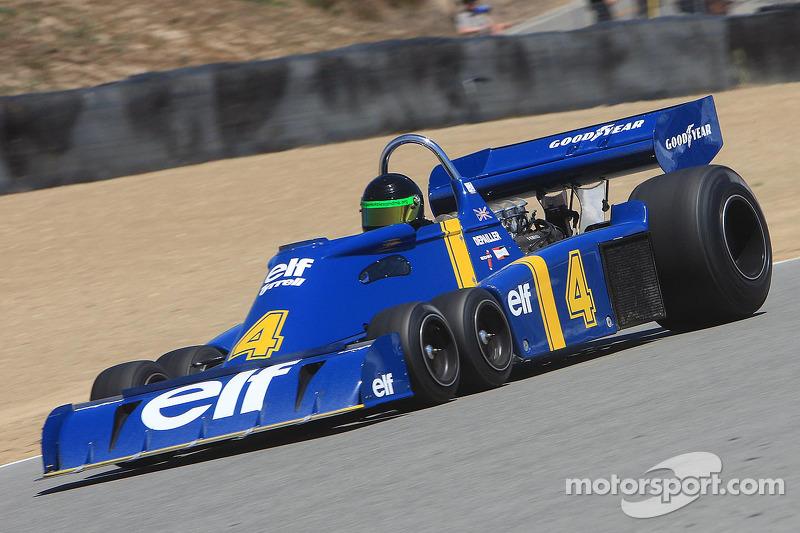 Tyrrell-Ford P34 von 1976 und 1977