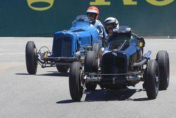 Groep 1A racewinnaar Paddins Dowling, 1934 ERA A Type