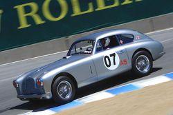 Luca Maciucescu, 1953 Aston Martin DB2/4
