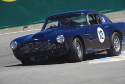 George Tuma, 1959 Aston Martin DB-4