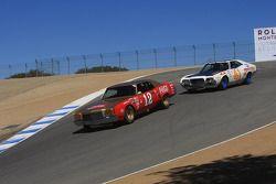 Le vainqueur du Groupe 6B, Randy Peterson, 1971 Chevrolet Monte Carlo