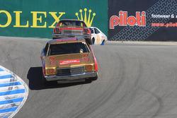 Group 6B race winner Randy Peterson; 1971 Chevrolet Monte Carlo