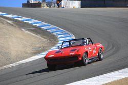 Terry Miller, 1963 Chevrolet Corvette