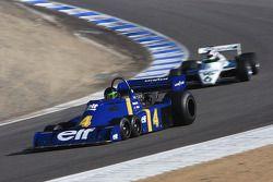 Craig Bennett, 1976 Tyrrell P341