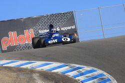 John Delane, 1972 Tyrrell 006
