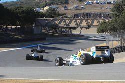 F1 : Groupe 9B en course
