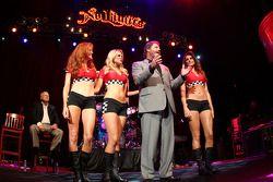 Eddie Gossage, Président de la Texas Motor Speedway et de