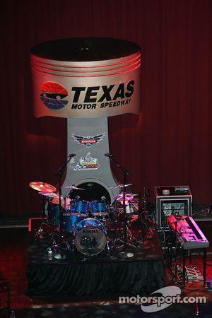 Tout est prêt pour l'annonce de Texas Motor Speedway pour la saison 2010-2011