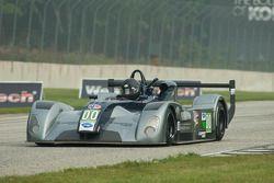 #00 Ferrari of Houston: Owen Kratz