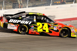 Jeff Gordon, Hendrick Motorsports Chevrolet spins