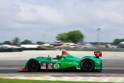 #36 Genoa Racing Oreca FLM09: Frankie Montecalvo, Christian Zugel