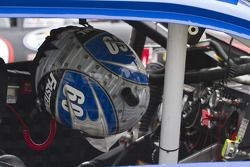 Helmet of Carl Edwards