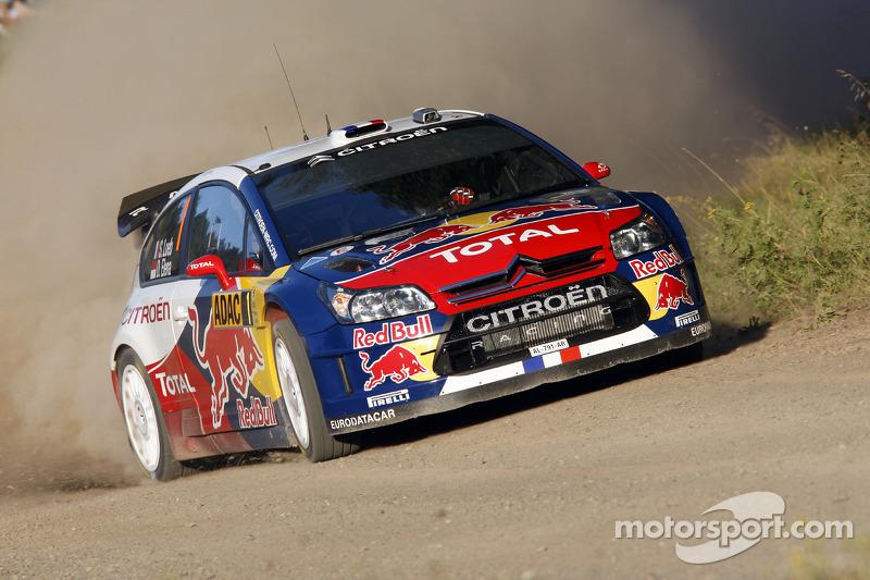 2010: Себастьен Леб, Citroën C4 WRC