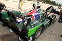 #8 Drayson Racing Lola B09 60 Judd: Paul Drayson, Jonny Cocker