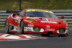 #96 AF Corse Ferrari F430 GT: Alvaro Barba, Alvaro Parente