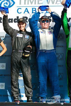 GTC podium: derde plaats Shane Lewis en Vic Rice