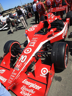 Voiture de Dario Franchitti, Target Chip Ganassi Racing