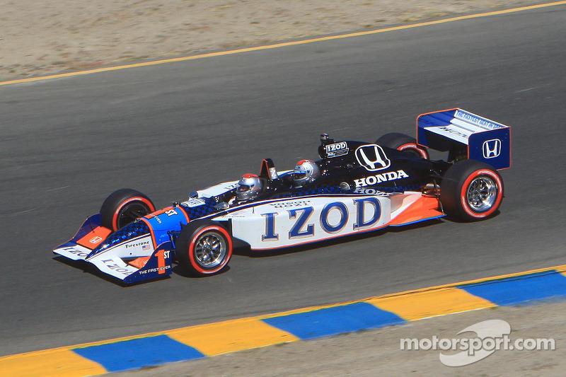 IndyCar Series : Expérience à deux places