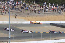 Bertrand Baguette, Conquest Racing in trouble