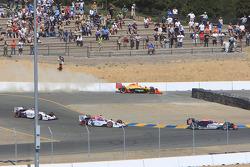 Bertrand Baguette, Conquest Racing, rencontre des soucis