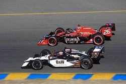 Alex Tagliani, FAZZT Race Team, Marco Andretti, Andretti Autosport