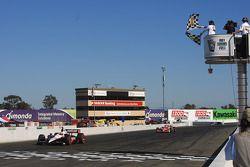 Will Power, Team Penske aan de finish