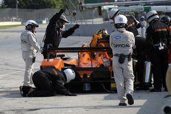 #12 Autocon Motorsports Lola B06 10 AER: Bryan Willman, Tony Burgess, Johnny Mowlem, Bryan Willman