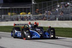 #52 PR1 Mathiasen Motorsports Oreca FLM09: Ricardo Gonzalez, Luis Diaz