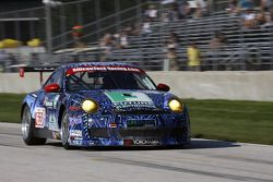 #63 TRG Porsche 911 GT3 Cup: Duncan Ende, Andy Lally