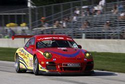 #69 WERKS II Racing Porsche 911 GT3 Cup: Robert Rodriquez, Galen Bieker