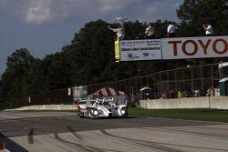 #6 Team Cytosport Porsche RS Spyder: Klaus Graf, Timo Bernhard