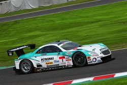 #1 Petronas Tom SC430: Juichi Wakisaka, Andre Lotterer