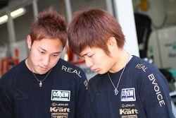 #35 Mj Kraft SC430: Hiroaki Ishiura, Kazuya Oshima