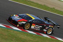 #88 Rire Lamborghini RG-3: Atsushi Yogo, Shinya Hosokawa