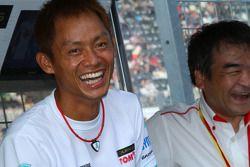 #1 Petronas Tom SC430: Juichi Wakisaka