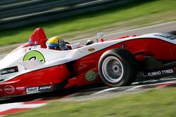 Jim Pla, ART Grand Prix Dallara F308 Mercedes