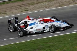 Edoardo Mortara, Signature Dallara F308 Volkswagen, Valtteri Bottas, ART Grand Prix Dallara F308 Mercedes