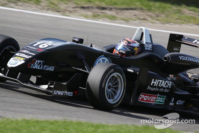 Mika Maki, Motopark Academy Dallara F308 Volkswagen