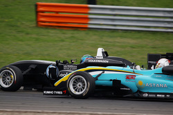 Matias Laine, Motopark Academy Dallara F308 Volkswagen, Daniel Juncadella, Prema Powerteam Dallara F