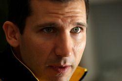 Remi Taffin, ingenieur Renault F1 Team