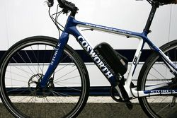 Bike of Rubens Barrichello, Williams F1 Team
