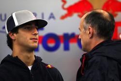 Даниэль Риккардо, Red Bull, Франц Тост, Toro Rosso