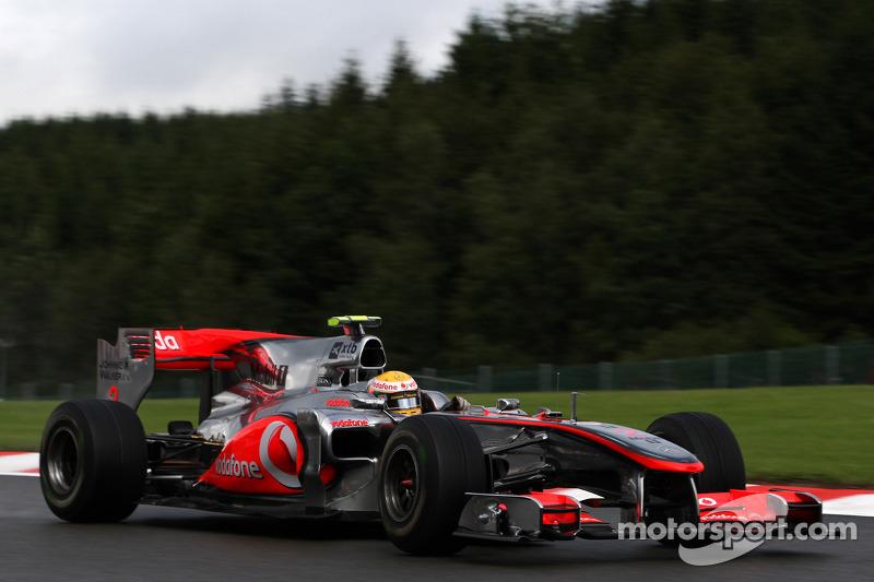 2010: Lewis Hamilton, McLaren-Mercedes MP4-25