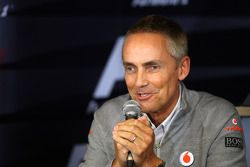 Friday press conference: Martin Whitmarsh, McLaren, Chief Executive Officer