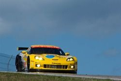 #3 Corvette Racing Chevrolet Corvette ZR1 : Olivier Beretta, Johnny O'Connell