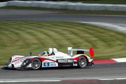 #6 Team Cytosport Porsche RS Spyder : Klaus Graf, Romain Dumas